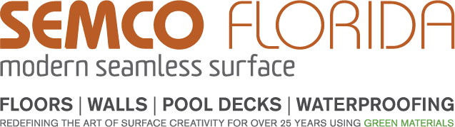 semco florida modern seamless surface logo